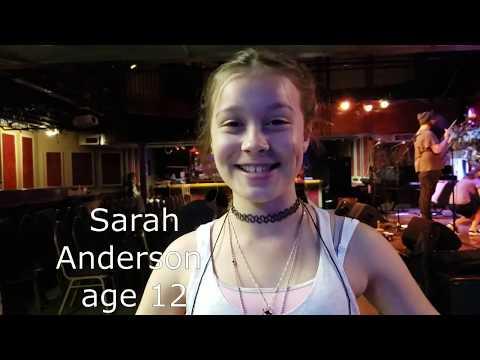 Sarah Anderson Compilation