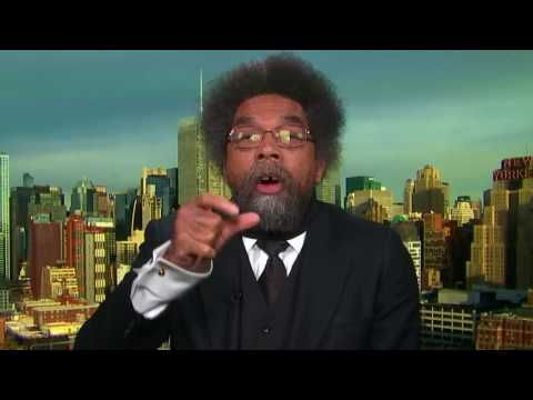 Cornel West  'I have deep fear for this democratic experiment'   BBC Newsnight