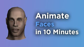 Unreal Engine 4 Tut๐rial - Animating Faces with FaceFX
