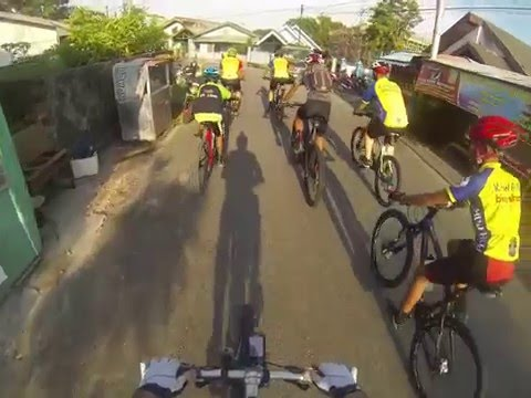 Balikpapan Mud Hogs - 2 02 16 - City Ride