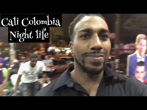 Cali Colombia - Night life - Bars and Brothels