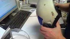 Terrain / Manta Visor & Ear Defender Backplate replacement