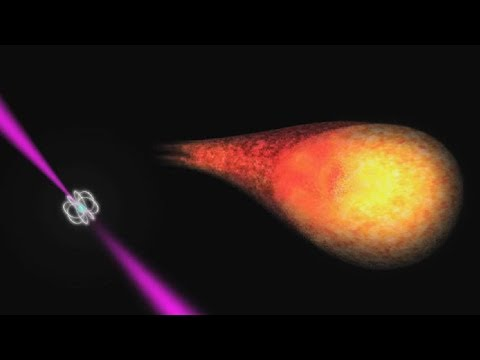Нейтронные звезды: PSR J1748−2446ad – самый быстро вращающийся пульсар