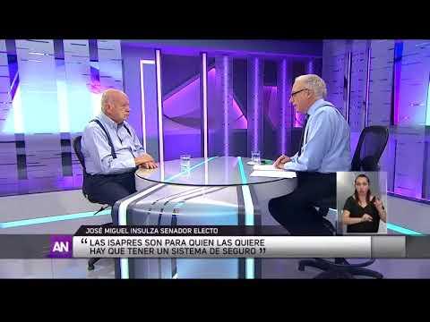 """José Miguel Insulza de cara a la segunda vuelta: """"No me gustan los votos en contra"""""""