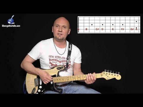 Mach Musik beim Skalen lernen