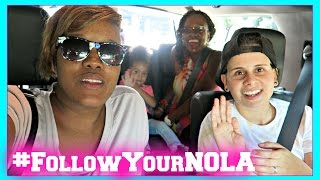 New Orleans Family Trip | Day 1