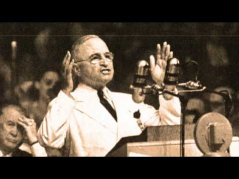 Harry Truman - Foreign Aid In 1947