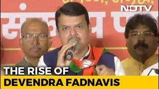 From Mumbai Hostel Room To High Seat Of Power: Rise Of Devendra Fadnavis