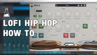 How To Create Ambient LoFi Hip Hop - AudioThing