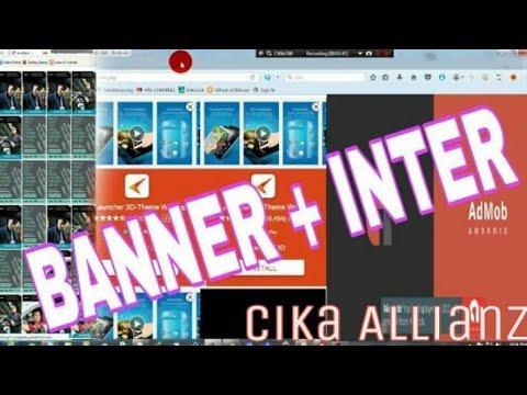 New Script Admob Auto Impression ¦¦ Banner+Inter