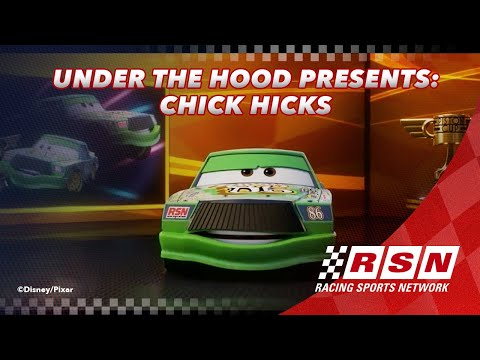 Under the Hood - Chick Hicks | Racing Sports Network