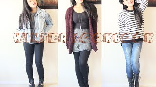 Winter Lookbook 2014 - 3 OUTFITS Thumbnail