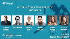 SSAC18: Up Close and Personal: Social Media and the Modern Athlete