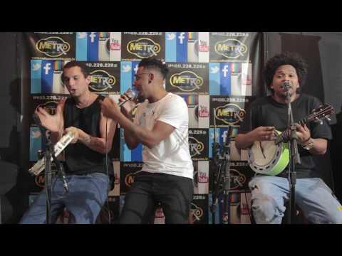 Grupo Zueira - Vidinha de balada - Acústico Nova Metrô