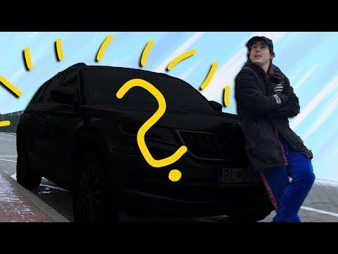 Dostal som AUTO ? ! (aj keď nemám vodičák)