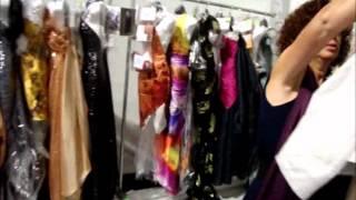 Venexiana Backstage Preparations MBFW NY SS 2012 Anastasia Lambrou Thumbnail