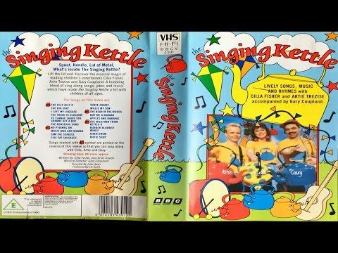 The Singing Kettle (Volume 1)