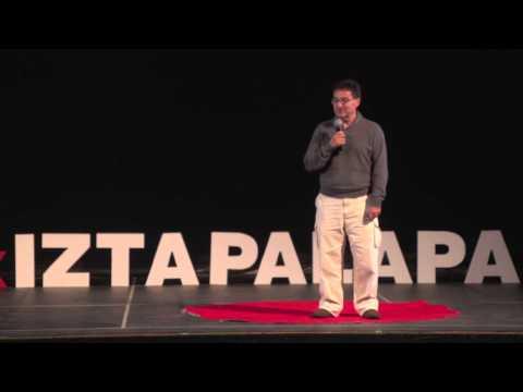 ¿La calle no es de nadie? Edmundo de la Rosa at TEDxIztapalapa