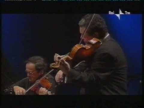 Quartetto Stradivari / Mozart Quintet KV 515 in C 2/3