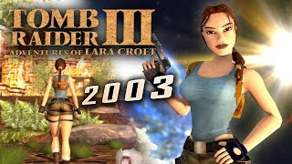 If Tomb Raider III was released in 2003 (remake) [Eng Sub]
