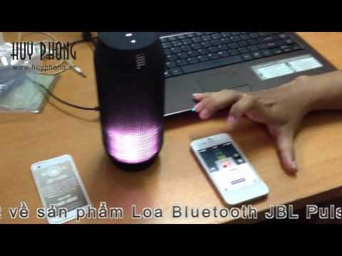 Test sơ app [JBL Music] Loa JBL Pulse