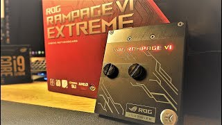 Asus Rampage vi Extreme EK Monoblock