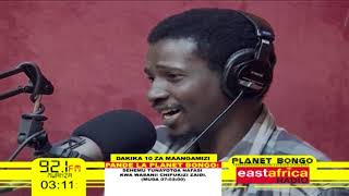 Dakika 10 Za Maangamizi - Raff Mc | Planet Bongo