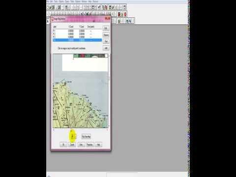 1. Tutorial Me-registrasi Peta berformat JPEG Ke MAPINFO