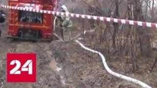 Экипаж вертолета, рухнувшего в Хабаровске, выполнял учебный полет - Россия 24