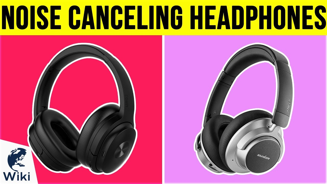 779a98801d7 Top 10 Noise Canceling Headphones of 2019 | Video Review