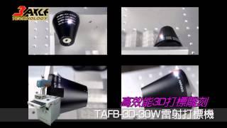 TAFB-3D 光纖雷射打標機