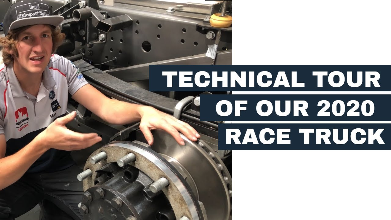 Race Truck Tour - Race Engine / Power: 1200 HP - Torque: 5800 nm - Speed: 160 KPH - find out more!
