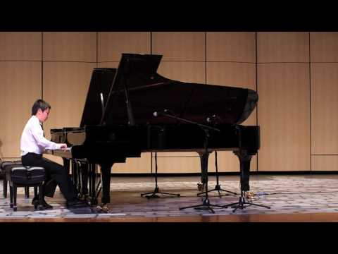 Mozart - Turkish March (Rondo Alla Turca)  by Felix at 2017 USOMC concert