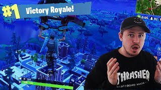 KAOS I TRUMP TOWER?!?😱😱 - Fortnite Battle Royale på Svenska