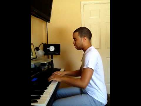 Too High- Stevie Wonder (Christopher Barnes cover)