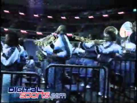 Ballou Senior High School - Band Performance - DC