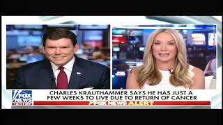 Bret Baier pays tribute to Charles Krauthammer