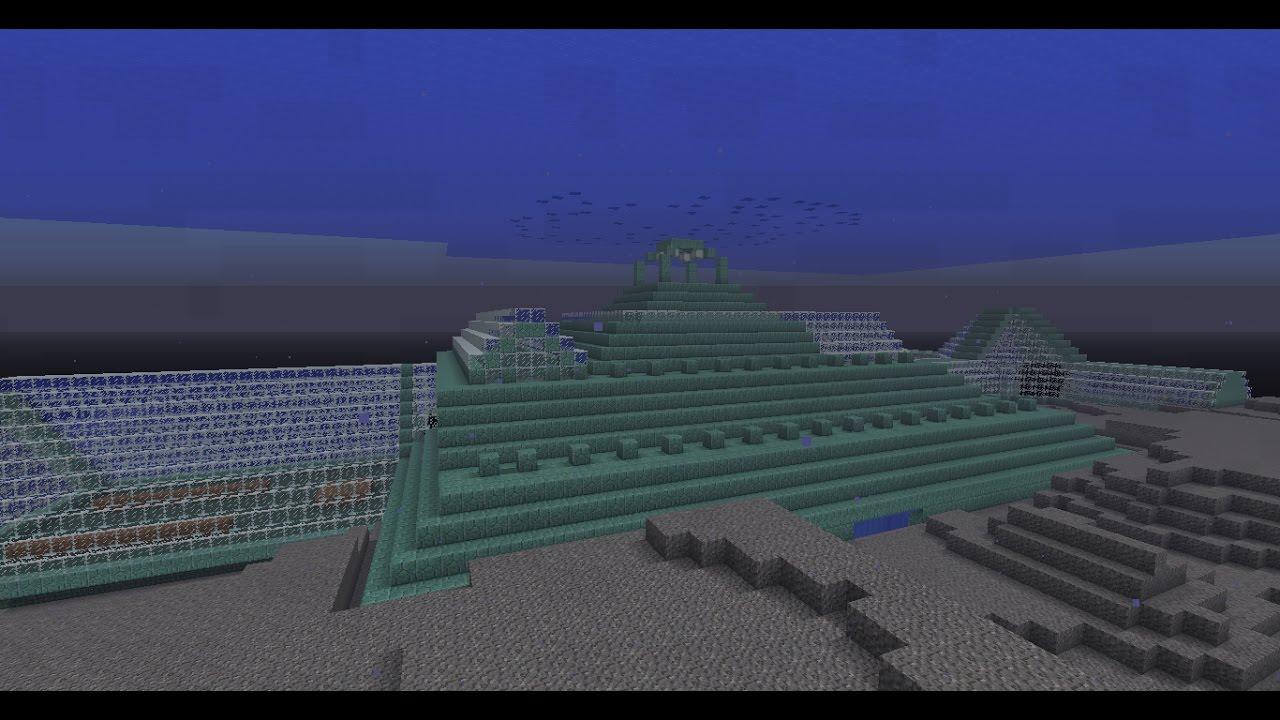 Minecraft 2b2t: Deep Sea Base Building | Daikhlo