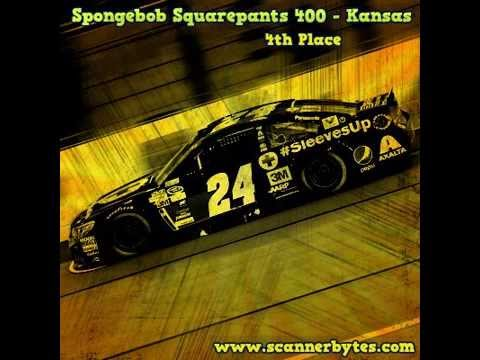 Jeff Gordon In-car Audio - 2015-05-10 - SpongeBob SquarePants 400 - Kansas