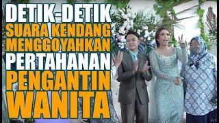 Download lagu MERONTANYA JIWA JOGED PENGANTIN SESAAT KENDANG DIBLAKTUKAN!!