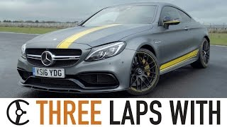 Mercedes-AMG C63 S Edition 1: Three Laps With - Carfection