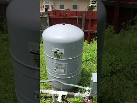 How To Disinfect A Well Water System Part 1 Rapid Home Deals 352-480-0955