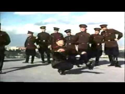 Kalinka russian dance