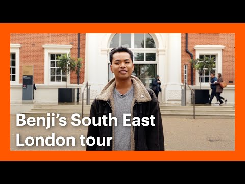Benji's South East London Tour