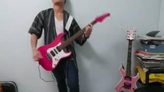 鈴華ゆう子 「永世のクレイドル」ギターカバー