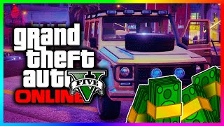 "GTA 5 Online RARE Cars & Easy Money Method - RARE ""DUBSTA 2"" & ""Sentinel XS"" (GTA V Rare Cars)"