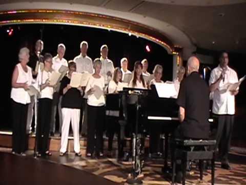 Pacific Princess Choir 2014