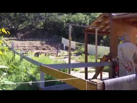 Cowboy action shooting at Philmont scout ranch