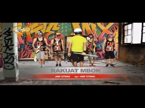 RAKUAT MBOK - ARIF CITENX [ OFFICIAL KARAOKE MUSIC VIDEO ]