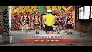 RAKUAT MBOK - ARIF CITENX [ OFFICIAL KARAOKE MUSIC VIDEO ]